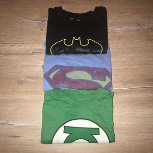 Other - Justice League Super Hero Tee
